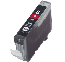 CANON CLI8R INK / INKJET Cartridge Red