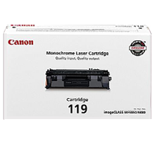 ~Brand New Original CANON 3479B001 CRG-119 Laser Toner Cartridge