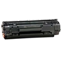 HP CB436A-JUMBO HP36A Laser Toner Cartridge