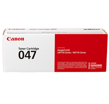 ~Brand New Original Canon 2164C001AA  (047) Black Laser Toner Cartridge