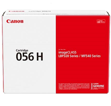 ~Brand New Original Canon 3008C001AA (056H) Black Laser Toner Cartridge