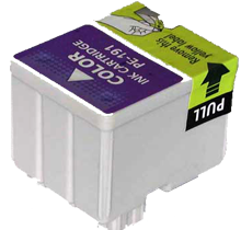 EPSON S020191 INK / INKJET Cartridge Tri-Color