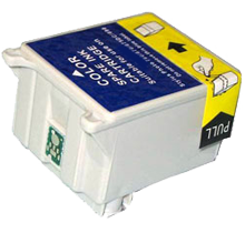 EPSON T008201 INK / INKJET Cartridge Tri-Color