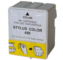 EPSON T014201 INK / INKJET Cartridge Tri-Color