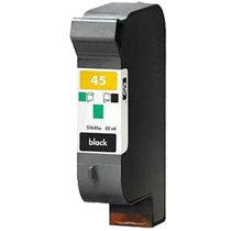 HP 51645A 45A INK / INKJET Cartridge Black