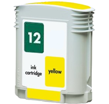 HP C4806A INK / INKJET Cartridge Yellow