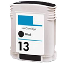 HP C4814A (#13) INK / INKJET Cartridge Black