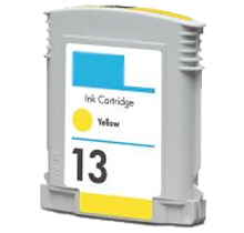 HP C4817A (#13) INK / INKJET Cartridge Yellow