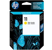 ~Brand New Original HP C4838A INK / INKJET Cartridge Yellow