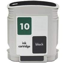 HP C4844A (10) High Yield INK / INKJET Cartridge Black