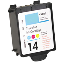 HP C5010A (14) INK / INKJET Cartridge Tri-Color