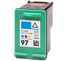 HP C9363WN (97) INK / INKJET Cartridge Tri-Color