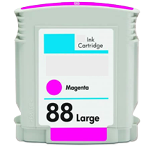 HP C9392A (88XL) INK / INKJET Cartridge Magenta High Yield