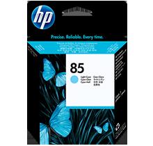 ~Brand New Original HP C9423A (HP85) Printhead Light Cyan