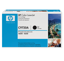 ~Brand New Original HP C9720A Laser Toner Cartridge Black