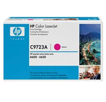 ~Brand New Original HP C9723A Laser Toner Cartridge Magenta
