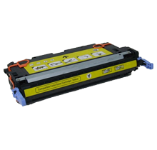 MADE IN CANADA HP C9732A Laser Toner Cartridge Yellow