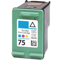 HP CB337WN INK / INKJET Cartridge Tri-Color