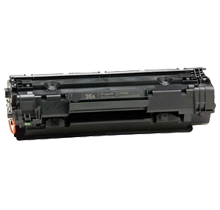 MADE IN CANADA HP CB436A HP36A Laser Toner Cartridge