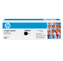 ~Brand New Original HP CC530A Laser Toner Cartridge Black