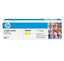 ~Brand New Original HP CC532A Laser Toner Cartridge Yellow
