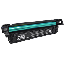MADE IN CANADA HP CE250A Laser Toner Cartridge Black