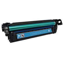 MADE IN CANADA HP CE251A Laser Toner Cartridge Cyan
