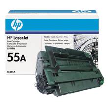 ~Brand New Original HP CE255A HP55A Laser Toner Cartridge
