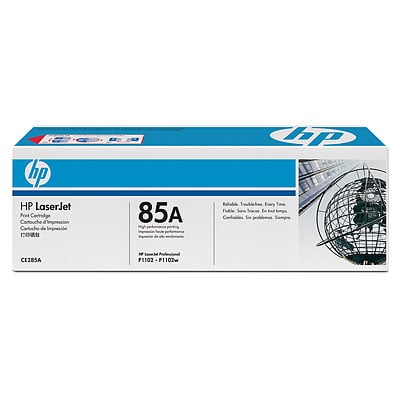 ~Brand New Original HP CE285D HP85D Laser Toner Cartridge Dual Pack