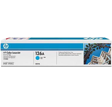 ~Brand New Original HP CE311A 126A Laser Toner Cartridge Cyan
