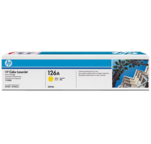 ~Brand New Original HP CE312A 126A Laser Toner Cartridge Yellow