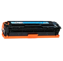 MADE IN CANADA HP CE321A 128A Laser Toner Cartridge Cyan