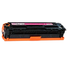 HP CE323A 128A Laser Toner Cartridge Magenta