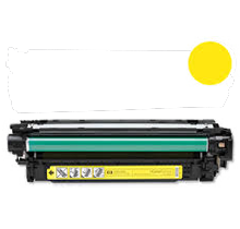 MADE IN CANADA HP CE402A 507A Laser Toner Cartridge Yellow