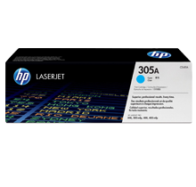 ~Brand New Original HP CE411A 305A Laser Toner Cartridge Cyan