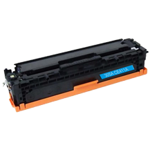 HP CE411A 305A Laser Toner Cartridge Cyan