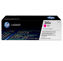 ~Brand New Original HP CE413A 305A Laser Toner Cartridge Magenta