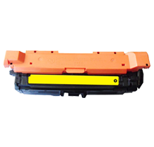 MADE IN CANADA HP CE742A Laser Toner Cartridge Yellow