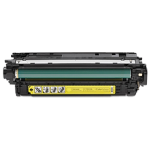 HP CF032A HP646A Laser Toner Cartridge Yellow