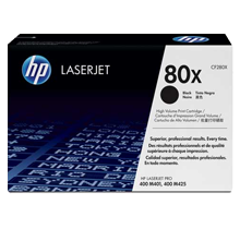 ~Brand New Original HP CF280X HP 80X High Yield Laser Toner Cartridge
