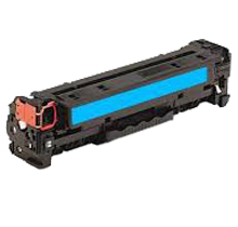 MADE IN CANADA HP CF381A (312A) Laser Toner Cartridge Cyan