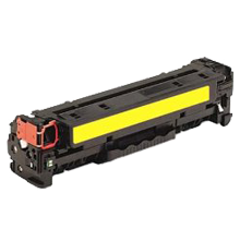 MADE IN CANADA HP CF382A (312A) Laser Toner Cartridge Yellow