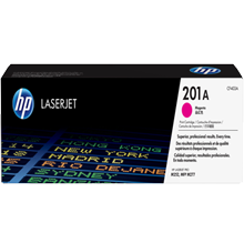 ~Brand New Original HP CF403A (201A) Laser Toner Cartridge Magenta