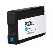 HP CN054AN (933XL) INK / INKJET Cartridge Cyan High Yield