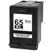 HP N9K04AN (#65XL) High Yield INK / INKJET Cartridge Black