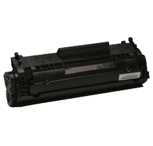 HP Q2612X HP12X High Yield Laser Toner Cartridge