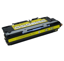 MADE IN CANADA HP Q7582A Laser Toner Cartridge Yellow