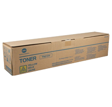 ~Brand New Original KONICA MINOLTA 8938-506 Laser Toner Cartridge Yellow