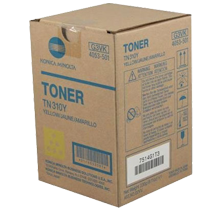 ~Brand New Original KONICA MINOLTA 4053-501 Laser Toner Cartridge Yellow