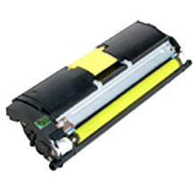 KONICA MINOLTA 1710588-005 Laser Toner Cartridge Yellow